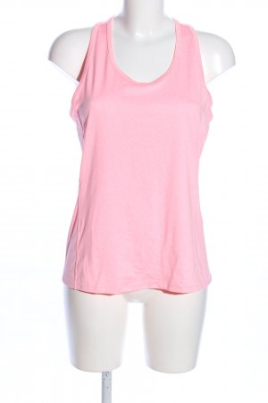 H&M Sporttop pink meliert Casual-Look
