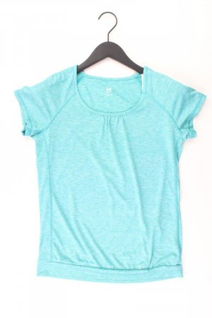H&M Sports Shirt turquoise polyester