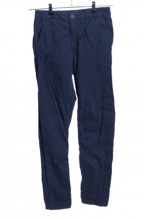 H&M Steghose blau Casual-Look