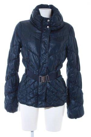H&M Steppjacke dunkelblau Casual-Look