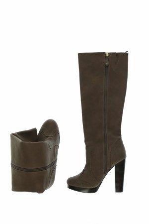 H&M Stiefel Damen Boots Gr. DE 39  braun