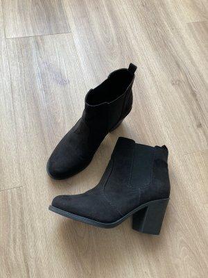 H&M Bottines à enfiler noir