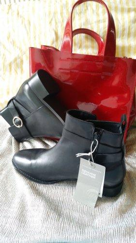 H&M Botines negro