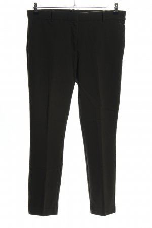 H&M Stoffhose schwarz Casual-Look