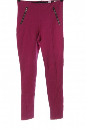 H&M Jersey Pants pink casual look