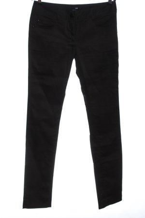 H&M Pantalon en jersey noir style décontracté