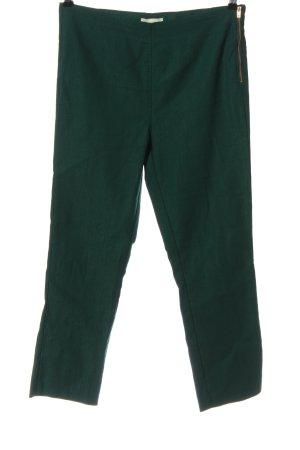 H&M Stoffhose grün Casual-Look