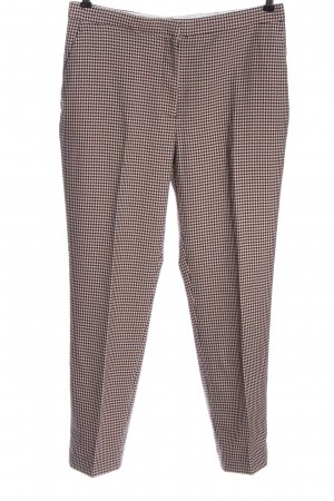 H&M Stoffhose Allover-Druck Business-Look