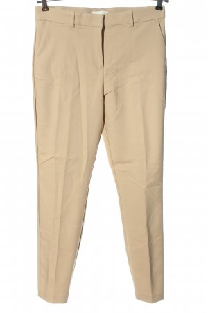H&M Stoffhose nude Business-Look