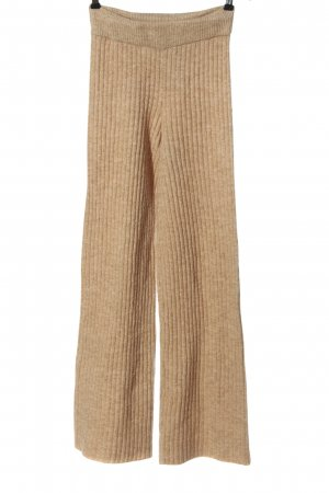H&M Stoffhose nude meliert Casual-Look