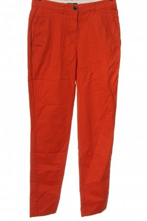 H&M Stoffhose rot Casual-Look