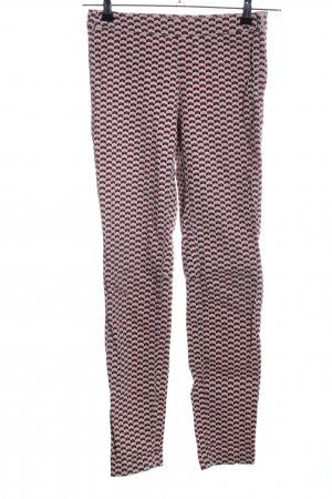 H&M Jersey Pants allover print casual look