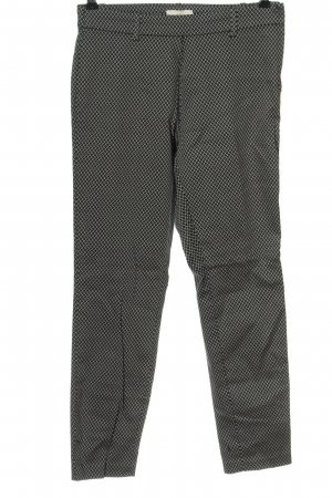 H&M Jersey Pants black-white casual look