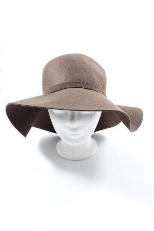H&M Felt Hat brown casual look