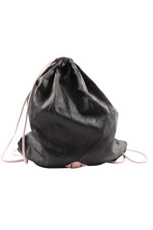 H&M Stofftasche schwarz Casual-Look