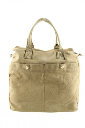H&M Stofftasche wollweiß Casual-Look