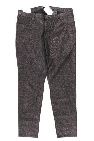 H&M Jeansy z prostymi nogawkami czarny Poliester
