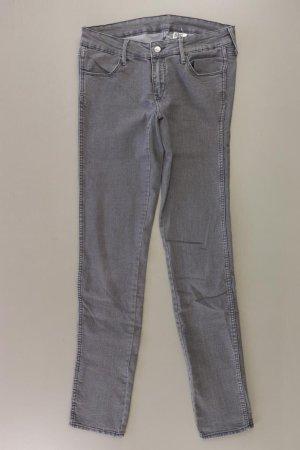 H&M Jeansy z prostymi nogawkami Wielokolorowy Bawełna
