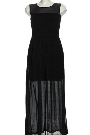 H&M Strandkleid schwarz Casual-Look