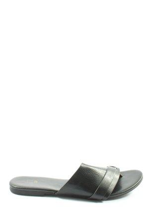 H&M Beach Sandals black casual look
