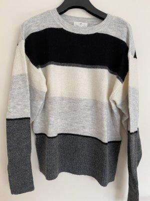 H&M L.O.G.G. Wełniany sweter Wielokolorowy