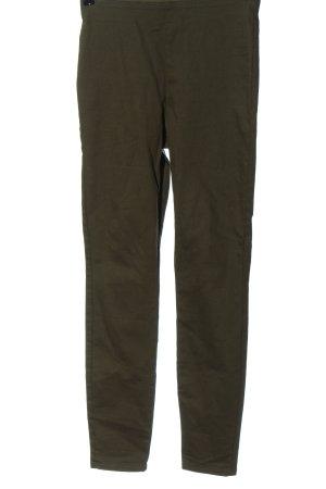 H&M Stretch Jeans khaki Casual-Look