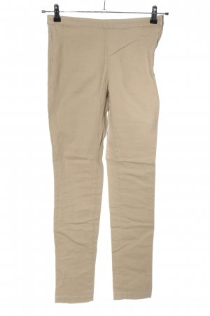 H&M Stretch Jeans nude Casual-Look