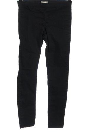 H&M Jeans elasticizzati nero stile casual