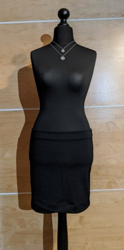 H&M Jupe stretch noir