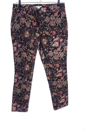 H&M Pantalone elasticizzato stampa integrale stile casual