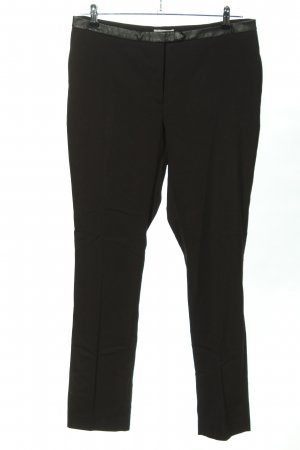 H&M Stretch broek zwart zakelijke stijl
