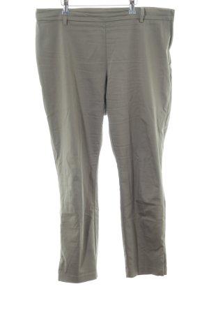 H&M Stretch Trousers khaki casual look