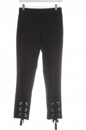 H&M Stretchhose schwarz Street-Fashion-Look
