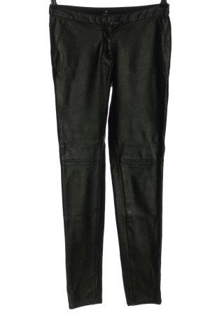 H&M Leggings schwarz Casual-Look