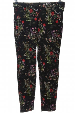 H&M Stretchhose Allover-Druck Casual-Look