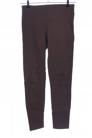 H&M Stretch Trousers brown business style