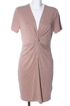 H&M Stretch Dress nude casual look