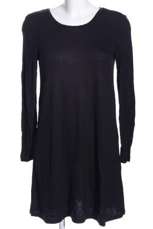 H&M Vestido elástico negro estilo «business»