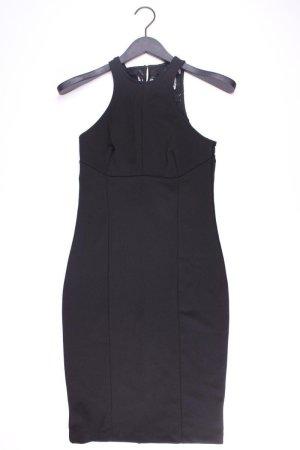 H&M Stretchkleid Größe 38 neuwertig Träger schwarz aus Polyester