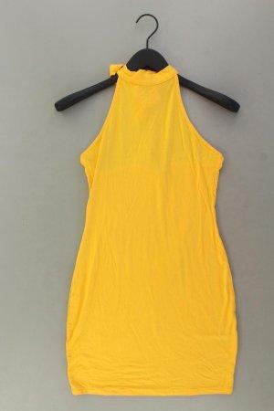 H&M Robe stretch jaune-jaune fluo-jaune citron vert-jaune foncé viscose