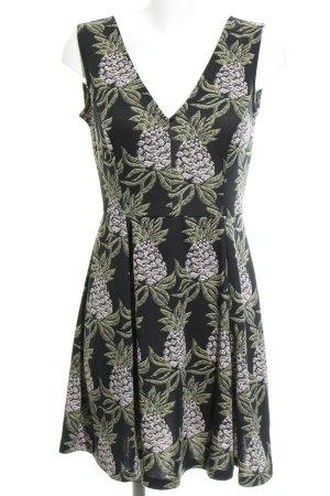H&M Stretch jurk prints met een thema casual uitstraling