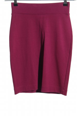 H&M Stretch Skirt pink casual look