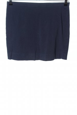 H&M Stretchrock blau Casual-Look