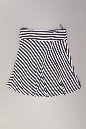 H&M Stretchrock Größe 38 mehrfarbig aus Viskose