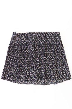 H&M Spódnica ze stretchu czarny Poliester