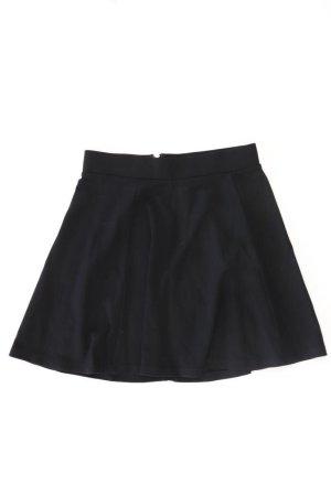 H&M Spódnica ze stretchu czarny Bawełna