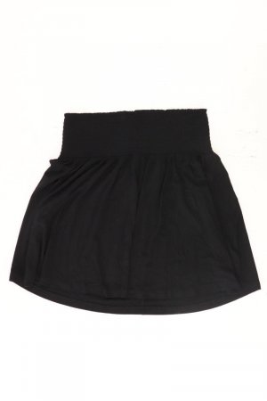 H&M Spódnica ze stretchu czarny Wiskoza