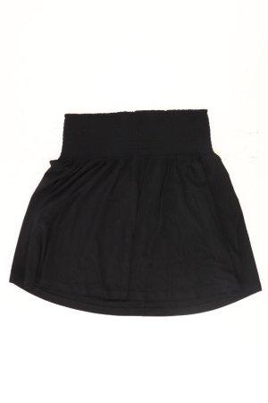 H&M Stretchrock Größe S schwarz aus Viskose