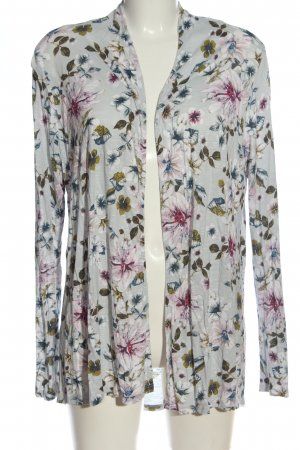 H&M Strick Cardigan Allover-Druck Casual-Look