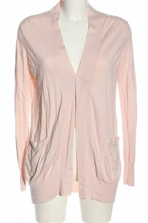 H&M Strick Cardigan pink Casual-Look